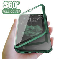 360° Full Body Case Cover+Screen Protector For iPhone 12 Pro Max 11 X XS XR 8 7