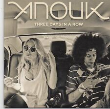 Anouk-Three Days In A Row cd single