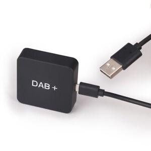 DAB + Radio Digital Aerial Antenna MCX Amplified ForAndroid 8.1/9.0/10 Car Radio