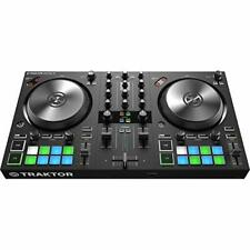 NATIVE INSTRUMENTS 2 Deck DJ Controller TRAKTOR KONTROL S2 MK3 EMS w/ Tracking