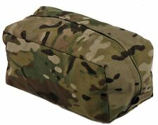 Travel Accessory Bag in Multicam / Toiletry Shaving Electronics