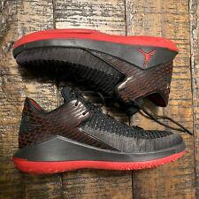 Nike Air Jordan XXXII 32 Low AA1256-003 SZ 12 Black Gym Red NO BOX TOP
