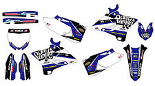 5402 YAMAHA YZ 125-250 2015 2016 2017 Autocollants Déco Graphics Stickers Decals