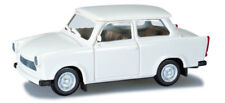 HO 1:87 Herpa Trabant 601 S Coupe - Pearl White