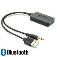 Bluetooth AUX Adapter für BMW Mini R55 R56 R57 Radio Navi MP3 Musik Streaming