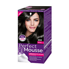 [Schwarzkopf] Perfect Mousse Hair Dye Amonnia Free 16 Colors 1.18 fl oz