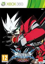 BlazBlue Continuum Shift Extend Xbox 360 New & Sealed Fast AUS Shipping