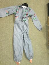 Vintage King'S Line Skydiving Jumpsuit- Size 56 (Large) With Tags -Free Shipping
