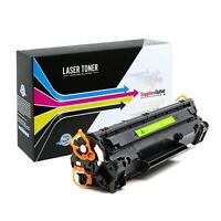 USA Advantage Compatible Toner Cartridge for HP 35A (CB435A) (Black,1 Pack)