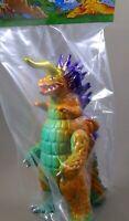 Mirrorman Horn Beast Dead King Soft Vinyl Figure Doll Green Yamanaya Japan