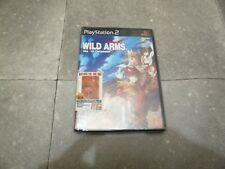 JEU PLAYSTATION 2 JAP (PS2): WILD ARMS the 4th Detonator E.L.(avec guide) TBE