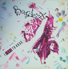 Bardeux - I Love To Bass - 12 Inch Single LP Vinyl Record New