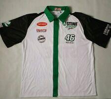 Matt Carter #46 Stine ARCA Racing Crew Shirt Size XL