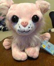 Webkinz Chi Chi Chihuahua brand new sealed/unused code Tag Pink