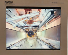 NASA 1982 ORIGINAL SPACE SHUTTLE ERA COLOR TRANSPARENCY INSIDE BORDER R1-35