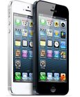 "Apple iPhone 5 16GB 32GB 64G GSM ""Factory Unlocked"" Smartphone Black White Phone"