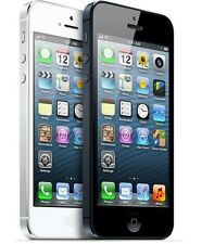 "Apple iPhone 5-16GB 32GB ""SPRINT ONLY"" Smartphone Black-White Cell Phone CDMA"