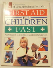 St John Ambulance - First Aid for Children Fast - PB GC