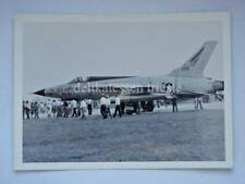 AVIANO US AIR FORCE aereo aircraft airplane aviazione vintage foto 6