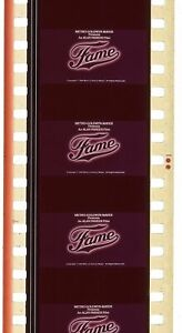 35mm Film Movie Trailer - Fame (1980)