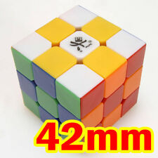 Dayan ZhanChi 3x3x3 6-Color Stickerless Speed Cube Magic Cube Twist Puzzle Toys