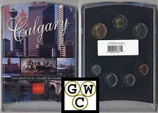 2001 Calgary Oh! Canada Set (10696)