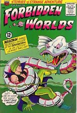 Forbidden Worlds #131 - Magicman Fights Sea Monster - 1965 (7.5) WH