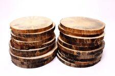 20Stk 10-16cm Restposten Kiefer Holzscheiben Astscheiben Baumscheiben Floristik