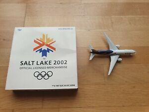 gemini jets 1 400 Delta Airlines Boeing 777-200 ,  Salt Lake 2002