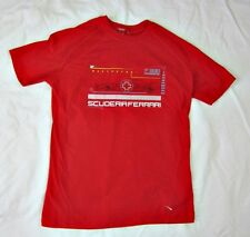 Scuderia Ferrari Official Product F2010 Performance Red Shirt Size Small NWT