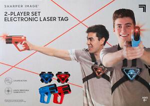 Sharper Image Electronic Space Laser Tag Shooting Game - 2 Player Set - 6000187