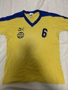 PUMA Eintracht Frankfurt T-Shirt Gr. L