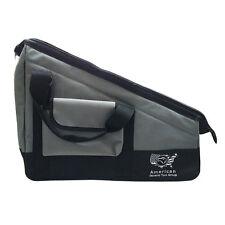 "22""x16""x8"" Tall x4"" Wide Heavy-Duty Framer Nail Gun Tool Bag extra pockets H850"