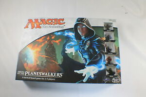 Used Magic the Gathering: Arena of the Planeswalkers Board Game (U-B4S1 275676)