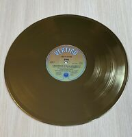 Dio - Holy Diver 1983 Custom Gold Plated Record Excellent Condition