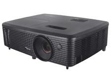 Proyector Optoma S 331, 3200 ANSI Lúmenes, Color Negro