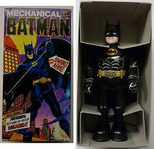 Billiken Mechanical Walking Batman with Swing Arms DC Comics 1989 Keaton