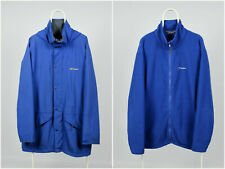 Mens Berghaus 3 in 1 GORE-TEX Windbreaker Jacket Blue Size XXL / 2XL