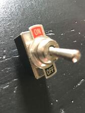 Interrupteur 4A en 12 V  ON/OFF plaque ON / OFF