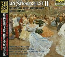 Ein Straussfest II  24K Gold Edition  2012 by Erich Kunzel; Johann Strauss; The