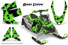 SKI-DOO REV XP SNOWMOBILE SLED GRAPHICS KIT WRAP DECALS CREATORX RAD COW G