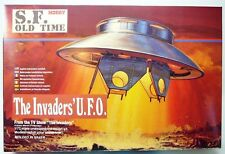 THE INVADERS TV SERIES UFO  TSUKUDA MODEL KIT