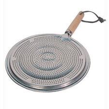 Simmer Anillo Pan Mat Placa tagine de calor Difusor Para Gas O Eléctrica Ollas de cocina