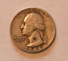1946 Washington Quarter
