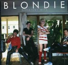 CD de musique blondis punk/new wave