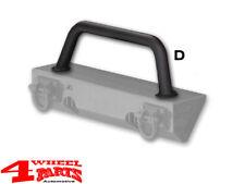 Kantenschutz Seitenkante Edelstahl Seitenschutz Jeep CJ7 76-86 Wrangler YJ 87-95