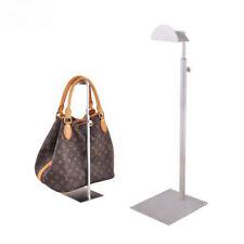 New Handbag Purse Stand Display Rack Adjustable Height Steel shelving