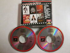 MUSIQUES DE FILMS 2CD WEST GERMAN IMPORT MOVIE SOUNDTRACK MUSIC CSM 7 62572 2