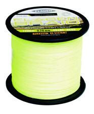 (0,05 €/ M) Maxximus Fladen Braid 1200m, Braided Cord - Yellow - 0,10mm - 9kg