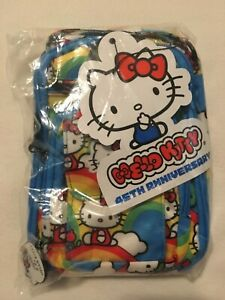 New JuJuBe Hello Kitty mini brb hello rainbow NWT